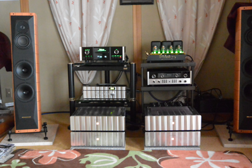 ジェフローランド Jeff Rowland Model6 & BPS-6  Synergy2i