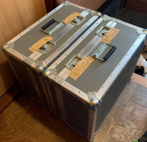 Jeff Rowland model6+BPS 修理に出しました